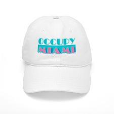Occupy Miami Baseball Cap