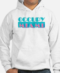 Occupy Miami Hoodie