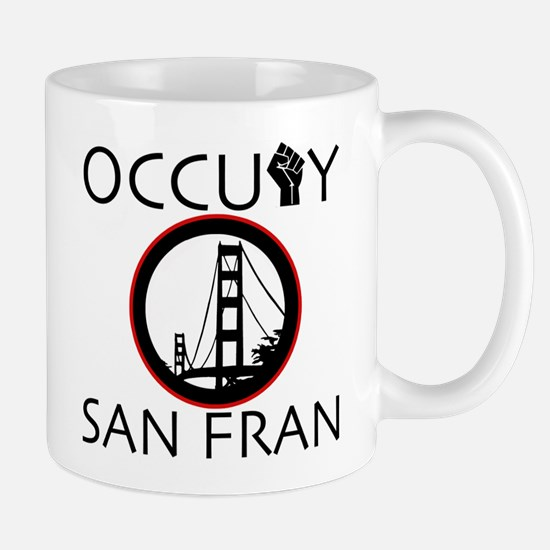 Occupy San Fransisco Mug