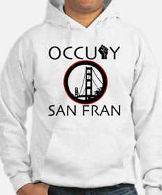 Occupy San Fransisco Hoodie