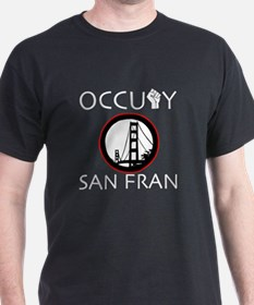 Occupy San Fransisco T-Shirt