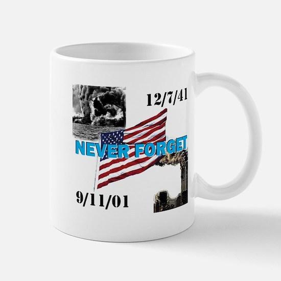 Never Forget Mug