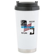 Never Forget Travel Coffee Mug