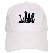 Occupy Seattle Baseball Cap