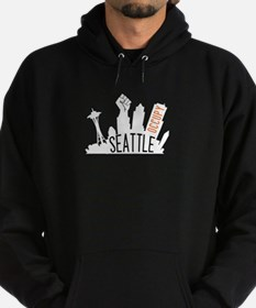 Occupy Seattle Hoodie
