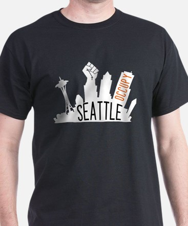 Occupy Seattle T-Shirt
