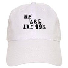We Are The 99% Baseball Cap