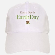 Every Day Earth Day Baseball Baseball Cap
