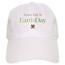Every Day Earth Day Baseball Cap