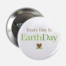 "Every Day Earth Day 2.25"" Button"