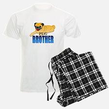 Fawn Pug Brother Pajamas