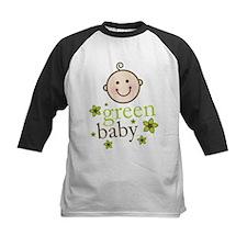 Green Baby Tee
