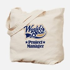 Project Manager Gift Tote Bag