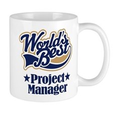 Project Manager Gift Mug