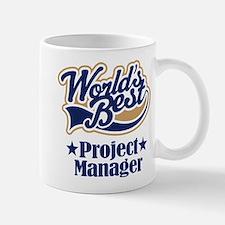 Project Manager Gift Mug