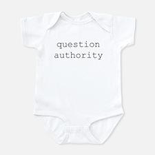authority Infant Creeper