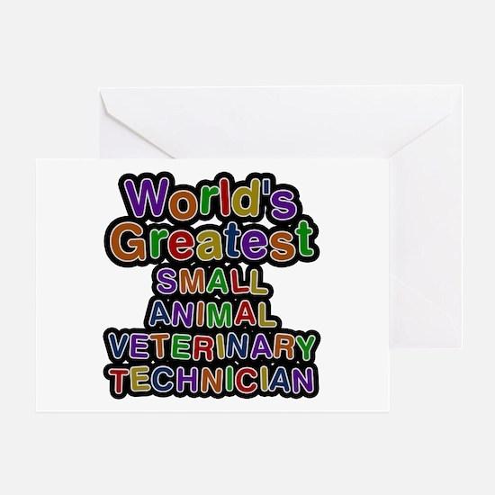 World's Greatest SMALL ANIMAL VETERINARY TECHNICIA