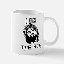 Jesus Is The 99% Mug