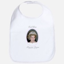 HRH Princess Diana Remembrance Bib