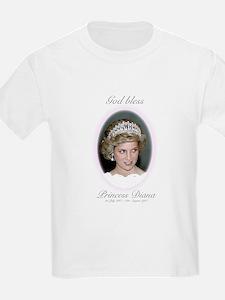 HRH Princess Diana Remembrance T-Shirt