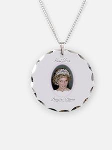 HRH Princess Diana Remembran Necklace