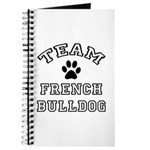 Team French Bulldog Journal