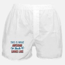 Awesome Uncle Designs Boxer Shorts