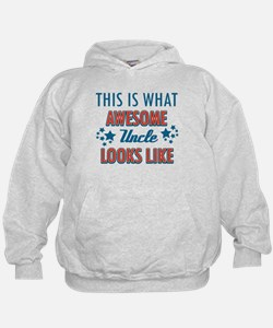 Awesome Uncle Designs Hoodie