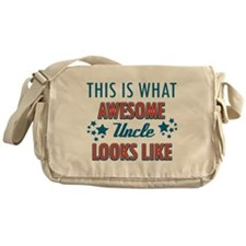Awesome Uncle Designs Messenger Bag
