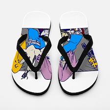 Haruko Flip Flops