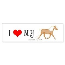 I Love My . . . Bumper Bumper Sticker