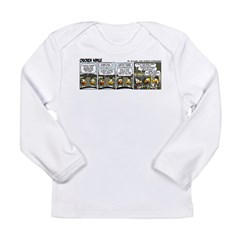 0541 - London tower, are ... Long Sleeve Infant T-