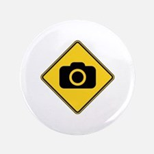 "Warning : Photographer 3.5"" Button"