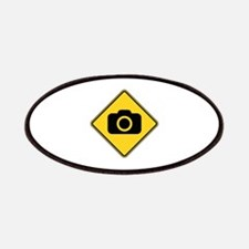 Warning : Photographer Patches