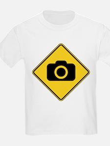 Warning : Photographer T-Shirt