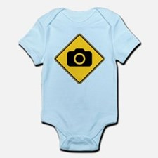 Warning : Photographer Infant Bodysuit