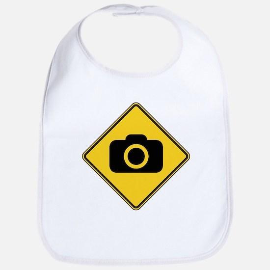 Warning : Photographer Bib