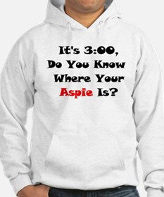 Where's Your Aspie? Hoodie