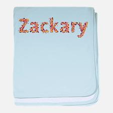 Zackary Fiesta baby blanket