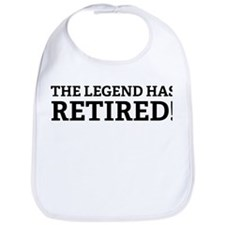 The Legend Has Retired! Bib