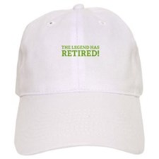 The Legend Has Retired! Baseball Cap
