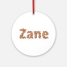 Zane Fiesta Round Ornament