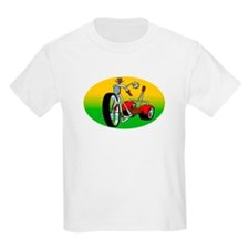Cute Tricycle racing T-Shirt