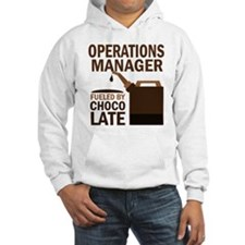 Operations Manager (Funny) Gift Hoodie