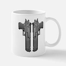 50 Caliber Pistols Mug