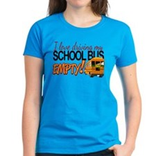 Bus Driver - Empty Bus Tee