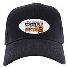 Bus Driver - Empty Bus Baseball Hat