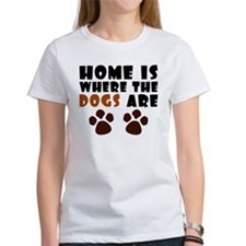 'Where The Dogs Are' Tee
