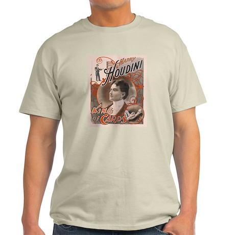 Houdini Performance Poster Ash Grey T-Shirt