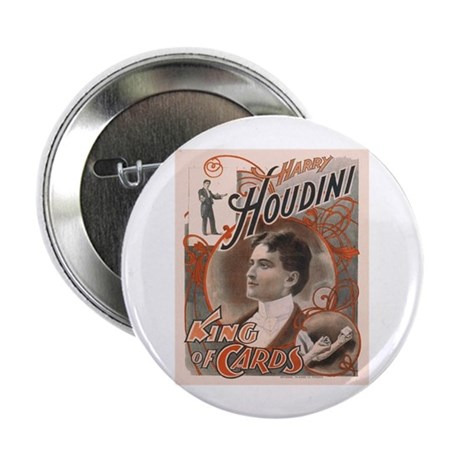 "Houdini Performance Poster 2.25"" Button (100 pack)"